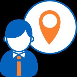 GPS位置情報管理サービスGPStamp(ジーピースタンプ)
